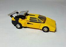 Vintage 1982 Transformers G1 Takara Sunstreaker Transformer Lamborghini Countach