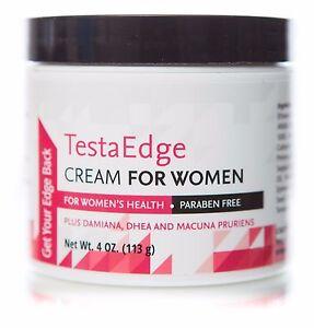 LIBIDO EDGE LABS TESTAEDGE TESTOSTERONE BOOSTER CREAM GEL WOMEN Anti-Aging