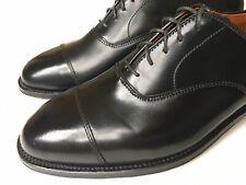 Alden Black Shell Cordovan Cap toe Oxfords 9071 Hampton 10 D $795*
