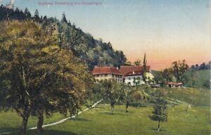 Kurhaus Farnsburg bei Ormalingen gl1920 F2766