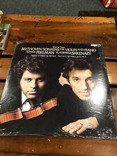 PERLMAN/ASHKENAZY Beethoven Sonatas Violin Vol 3/5  LONDON CS 7012/4 SEALED