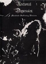 Nocturnal Depression - Mankind Suffering Visions ++ DVD ++ NEU !!