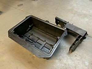 BMW E53 X5 00-06 - Battery Trunk Boot Floor Storage Compartment Tray Box Holder