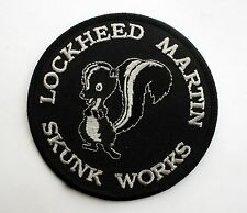 SKUNK WORKS HAT PATCH US AIR FORCE PIN UP HAT PATCH ADP F37 F22 F117 SR71 U2 WOW