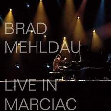 Brad Mehldau Live In Marciac Solo Piano - 2 CD+DVD neuf scellé