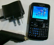 GOOD! Samsung SGH-a177 Camera QWERTY Quadband GSM Bluetooth AT&T Cell Phone USED