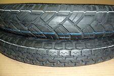Reifen Set Bereifung für MZ ETZ 125 150 vorn 2,75 x 18 hinten 3,25 x 16
