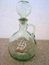 "NAUTICAL ""OLD FITZGERALD"" FLAG SHIP DECANTER"
