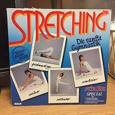 Stretching Die sanfte Gymnastik/Bob Anderson LP RCA VG+ Hit A Touch of You