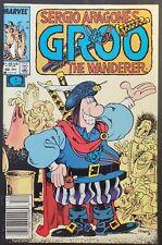 Sergio Aragones Groo the Wanderer #46 Dec 1988 Marvel Groo Newsstand Comic (NM)