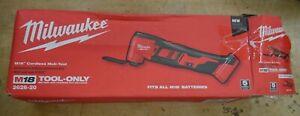 Milwaukee 2626-20 M18 18-Volt Cordless Oscillating Multi-Tool Bare Tool New open