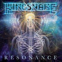 KINGSNAKE - RESONANCE (LTD WHITE/BLUE MARBLED VINYL)   VINYL LP NEU