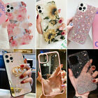 Glitter Sparkle Bling Cute Soft Case For iPhone 13 12 Pro Max 11 XR XS MAX 8 7+