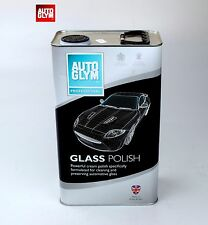 Autoglym Glass Polish Glass Cleaner 5 Litre Powerful cream polish cleaning