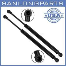 2pcs Trunk Lid Gas Charged Lift Support Kit Rods Fits BMW E90 Sedan 3-Series