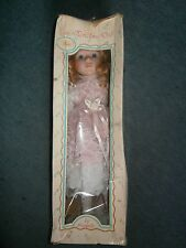 """Collectable 16"""" Porcelain Doll, The Leonardo Collection, 'Sophie'"""