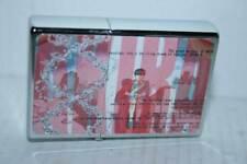 AKIRA ANIME ACCENDINO ZIPPO LIGHTER ACCIAIO STEEL NUOVO TN1 52067