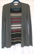 Twinsets Thin Knit Striped Jumpers & Cardigans for Women