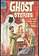 GHOST STORIES #4, 5, 6, 8, 9, 15, 16, 17, 19, 22, 24 VINTAGE DELL COMICS 1963