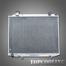 Fits Mazda Bravo & BT-50 Ford Courier & Ranger 96-11 AT MT Aluminum Radiator