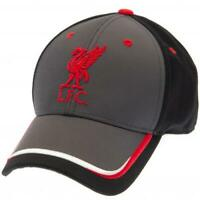 Official Liverpool FC Bird Grey Baseball Cap Hat Fathers Day Birthday Xmas Gift