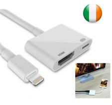 Relámpago A HDMI Digital TV Av Cable Adaptador para Apple IPAD IPHONE X 11 7 Más