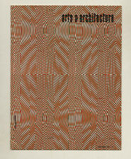 1965 Marcel Breuer ARTS + ARCHITECTURE Robert Damora CSH no. 28  Buff & Hensman