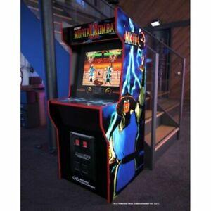 Midway LEGACY Arcade1up MORTAL KOMBAT - Gauntlet Rampage Joust Defender Paperboy