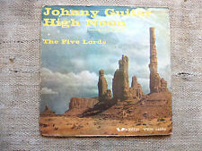 The Five Lords – Johnny Guitar / High Noon - 45 giri SOLO COPERTINA