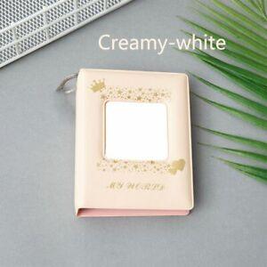 3 inch Business Card Storage Book Scrapbooking Photo Album Photocard Holder
