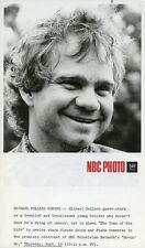MICHAEL POLLARD SMILING PORTRAIT MOVIN' ON ORIGINAL 1974 NBC TV PHOTO