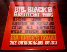 Bill Blacks Greatest Hits 1963  HI  SHL32012  Stereo 1st Ed Vinyl LP  Strong VG+