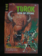 Turok #69 VF- Painted Mystery