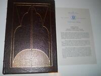 Herbert Hoover A Biography Eugene Lyons Easton Press Hardcover Book