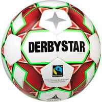 DERBYSTAR Alpha TT Fairtrade Fußball Trainingsball Freizeitball Ball Gr. 5