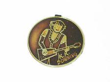 K K Downing Musical Group Pin (#64)