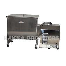 Hakka 40 Pound/20 Liter Capacity Tank Commercial Electric Meat Mixer&Motor