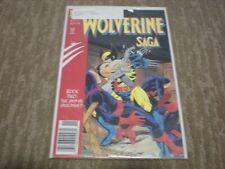 Wolverine Saga #2 of 4 (1989 Series) Marvel Comics VF/NM