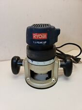 Ryobi R1801M1 Router Fixed Base 1.5 Peak HP 120V w/ R181FB1 base