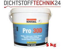 Soudal Holzleim Pro 30D 5kg 3D Dispersionskleber Wasserfest lösemittelfrei