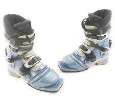 Scarpa T2 3-Pin 75MM Nordic Norm Telemark Ski Boots Women's Size 8