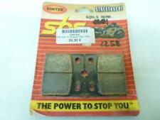 Plaquette de frein SBS moto Suzuki 1100 GSXR 1986 - 1988 Neuf paire plaquette ga