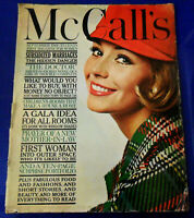 Vtg McCALL'S September 1961 1st MAGAZINE For Women 228 pages Fashion, Home Decor