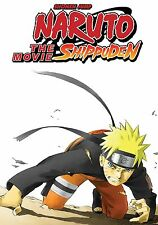 Naruto Shippuden:The Movie. Ninja Anime. New In Shrink!