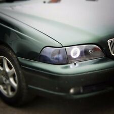 Volvo S70 Clear Polycarbonate Covers Headlight for retrofit. Pair