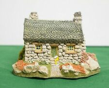 """Lilliput Lane """"The Ugly House"""" In excellent condition, in original box. Signed."""