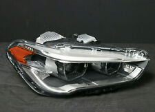 7428740 7193712 New Orig BMW X1 F48 USA LED Headlights Re Head Light Complete