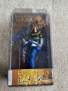 Kurt Cobain Nirvana Teen Spirit 7 Inch Figure NECA New Unopened