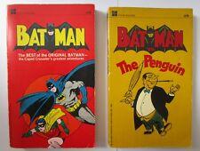 DC Comics BATMAN/ PENGUIN  paperback en  V.O 1966