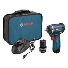 BOSCH(R) PS22-02 Bosch 12-Volt MAX EC Brushless 2-Speed Cordless Pocket Drive...